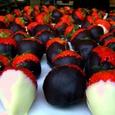ゴディバのベリーチョコレート