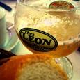 CHEZ LEON のオリジナルビール