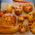 こどもたちのパン