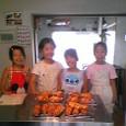 夏のパン教室
