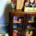愛用品の棚
