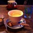 Spicy cyai latte