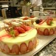 イチゴの美味しい時期でした