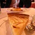 ビストロのリンゴケーキ