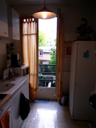 キュイジーヌの窓